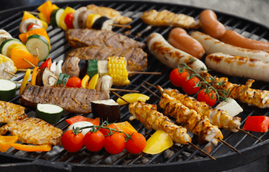 eco-friendly grilling