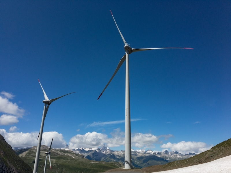 Ridge Crest Wind Project<i>Colorado, USA</i>